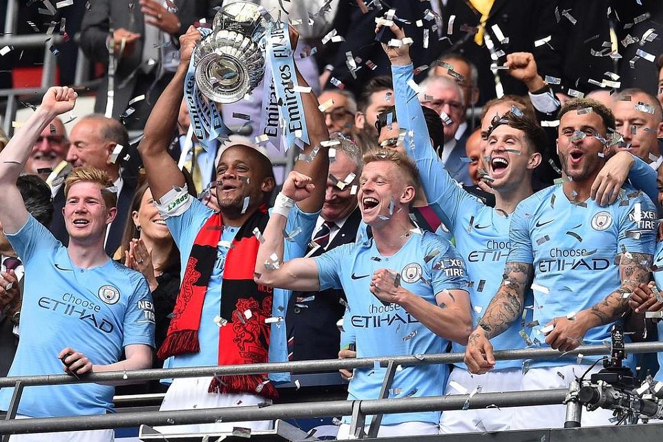 Manchester City Tim Terbaik Versi FiveThirtyEight