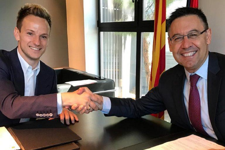 Nasib Rakitic di Barcelona Mulai Jelas, Ini Faktanya!
