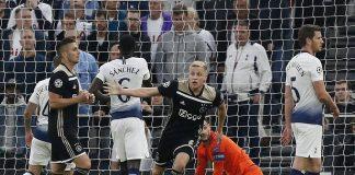 Inilah Rahasia Ajax Tundukkan Tottenham!