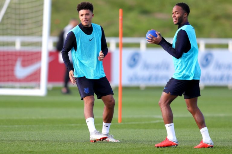 Jadon Sancho Jadikan Pemain Manchester City Ini Sebagai Sumber Inspirasi