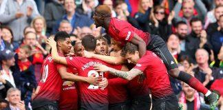 Jangan Dulu Pikirkan Trofi, Manchester United!