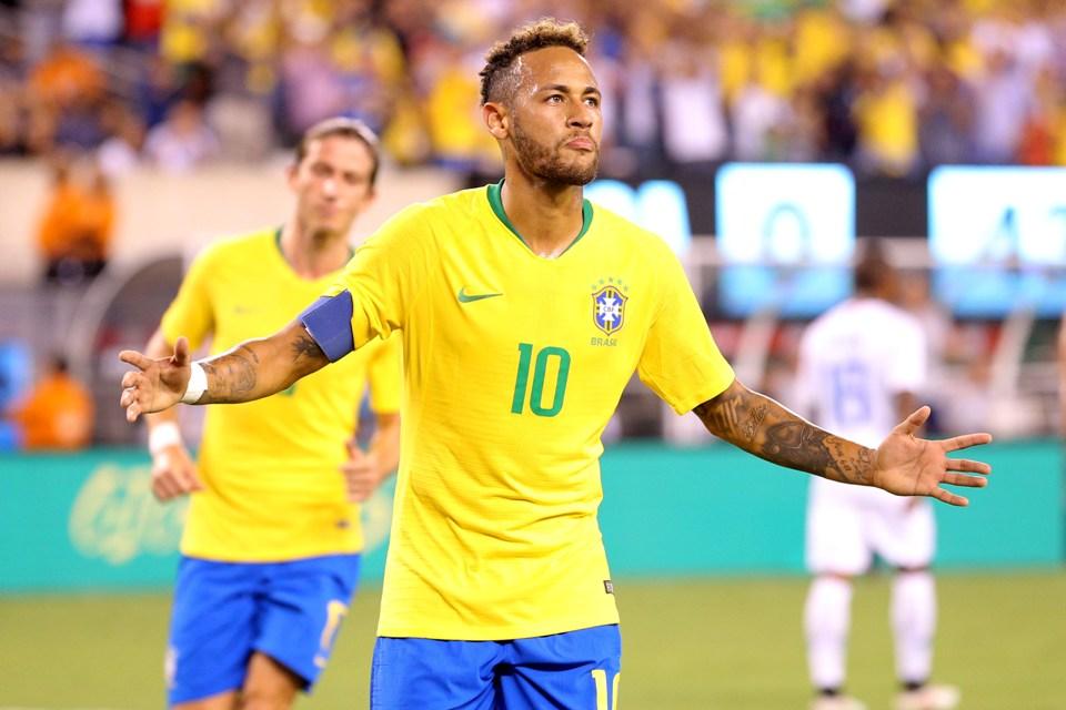 Bebeto Akan Selalu Dukung Keputusan Yang Diambil Neymar