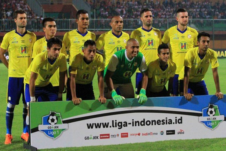 Jelang Duel Kontra Madura United, Barito Belum Tentukan Kiper Utama