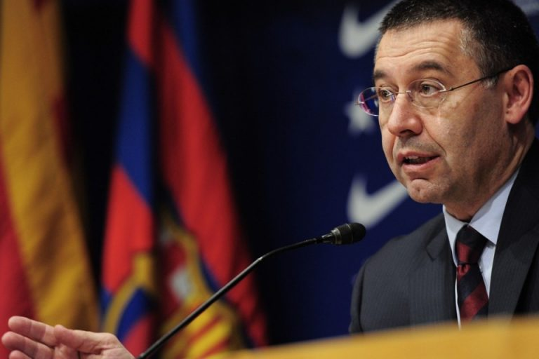 Presiden Barcelona Siap Redamkan Tensi Pemainnya