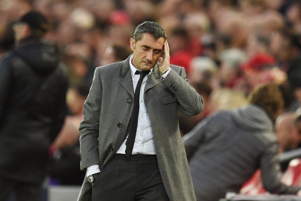 Juara Liga Dengan 87 Poin, Valverde Diminta Out Dari Barcelona