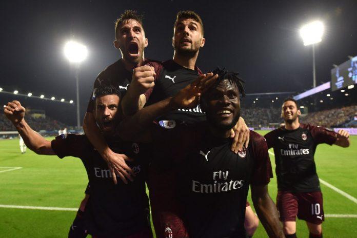 Kalahkan SPAL, Milan Tetap Gagal ke Liga Champions