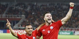 Kebahagiaan Perdana Marko Simic Balik ke Persija