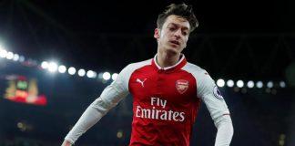 Kebijakan Baru Arsenal Ancam Posisi Ozil