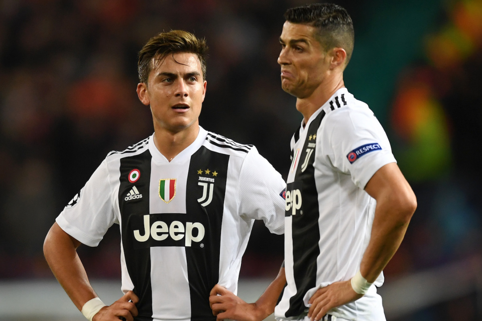 Kedatangan Ronaldo Buat Dybala Alami Nasib Sial Seperti Benzema