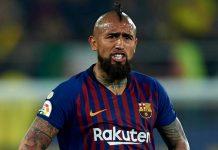 Kekecewaan Vidal Tak Bisa Bertemu Tim Ini di Liga Champions