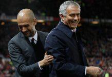 Kelas! Mourinho Dukung Guardiola Bawa City Bicara Banyak di Kancah Eropa