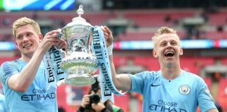 De Bruyne Bangga dengan Pemain Anyar Manchester City