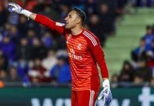 Jika Pisah Dengan De Gea, United Siap Datangkan Kiper Madrid