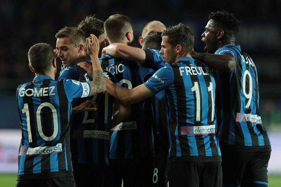 Klub Atalanta Mulai Cetak Sejarah Baru di Serie A