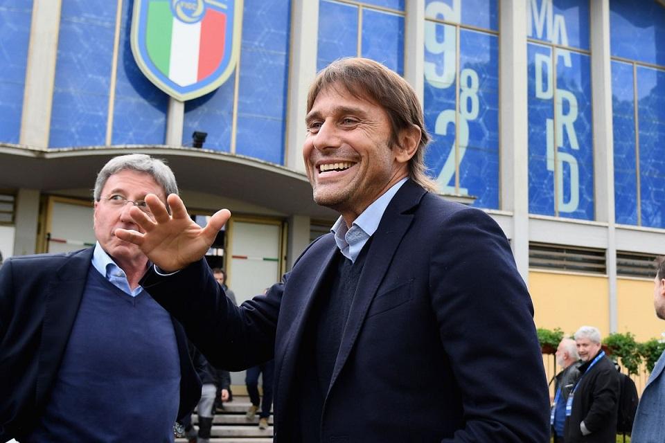 Meski Kalah dari MU, Conte Puji Performa Pemain Ini