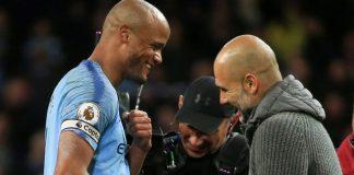 Guardiola: Akan Sulit Mencari Pengganti Kompany!