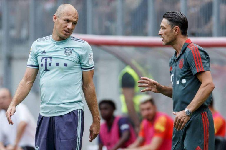 Jika Ingin Bertahan, Kovac Diminta Ikuti Syarat Robben