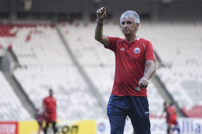 Laga Persija vs Bali United Diundur, Ivan Kolev: Biasa Itu