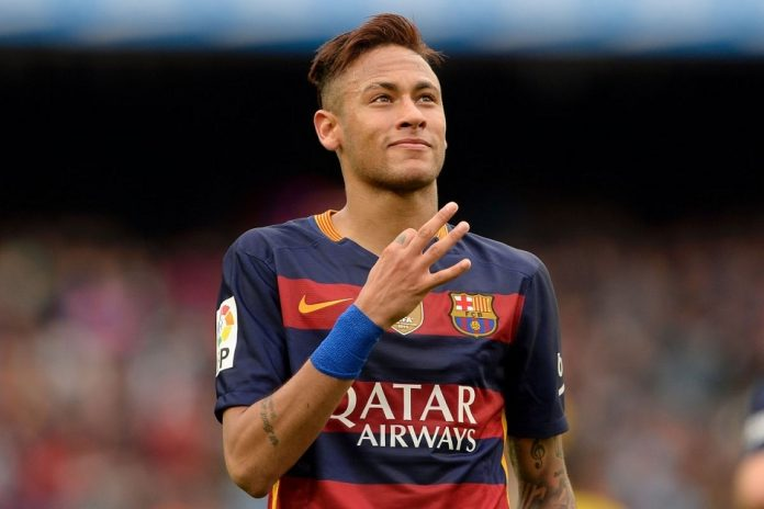Kenakan Baju Barca, Sinyal Neymar Hengkang