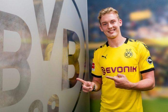Leverkusen Akan Selalu Ada di Hati Julian Brandt