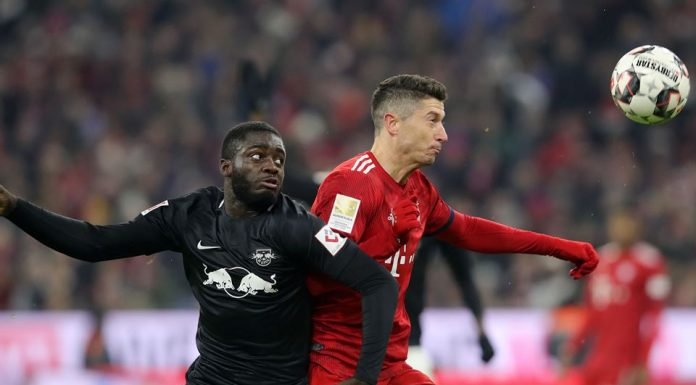 Liepzig jegal Bayern