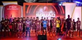 Liga 1 Segera Digelar, PSM Launching Tim Barunya!