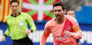 Messi terancam kerja sendirian