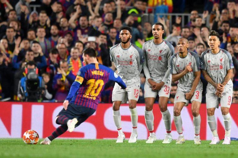 Messi dan Suarez Jadi Petaka Buat Liverpool