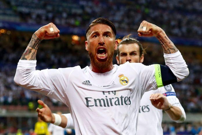 Ramos Akan Tunjukkan Kekuatannya di Real Madrid