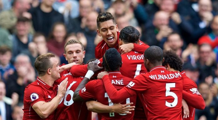 Liverpool Terus Berusaha Tuk Masuk dalam Daftar Tim-Tim Terkuat di Dunia