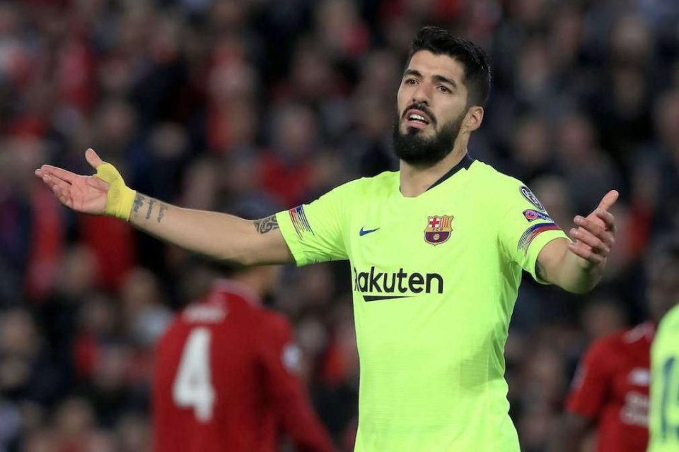 Legenda Prancis Beberkan Alasannya Membenci Luis Suarez