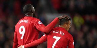 Temui Petinggi Inter Milan, MU Bicarakan Transfer Lukaku dan Sanchez?