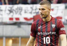 Hasrat Podolski Untuk Kembali Bermain di Klub Masa Kecilnya