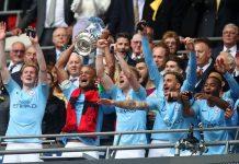 Cukur Watford, Manchester City Pastikan Treble Winners