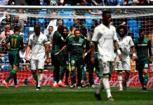 Real Betis Permalukan Real Madrid di Rumahnya Sendiri
