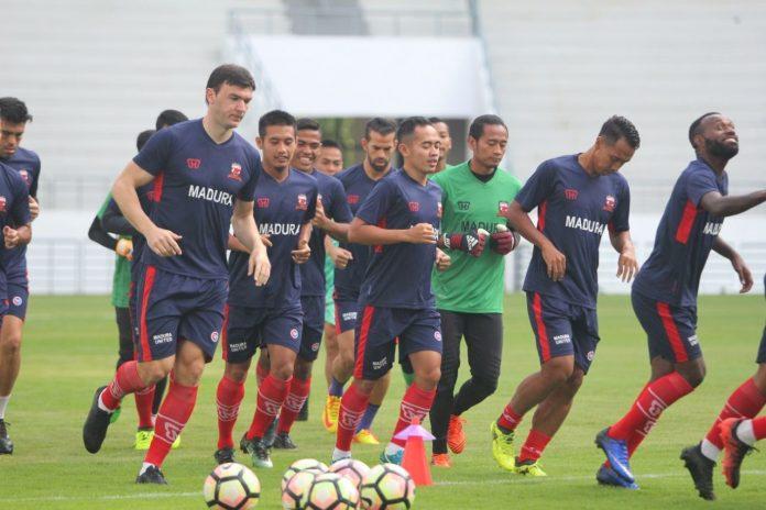 Madura United Akhirnya Penuhi Slot Pemain Asia, Siapa Saja
