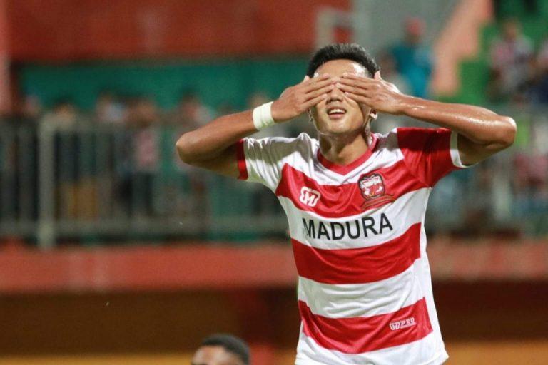 Madura United Gagal Penuhi Slot Pemain Asing dari Asia