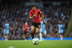 Manchester United Beri Gaji Fantastis, Rashford Tergiur