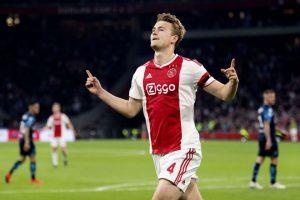Matthijs De Ligt Indikasikan Bertahan Di Ajax
