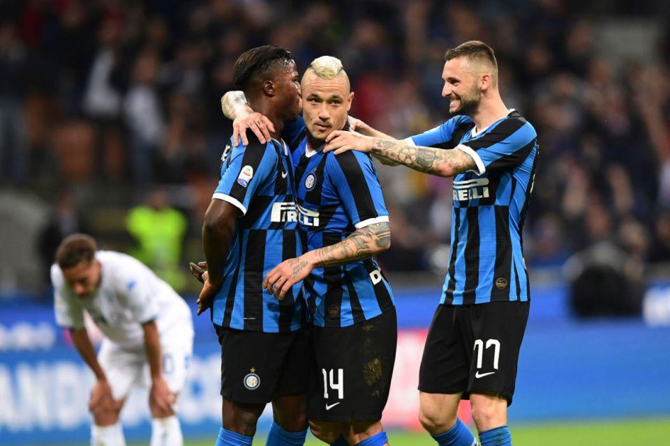 Menang Dramatis Atas Empoli, Inter Amankan Tiket Liga Champions Musim Depan