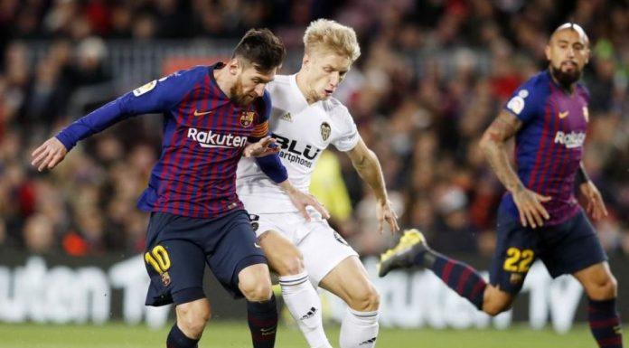 Messi Ancam