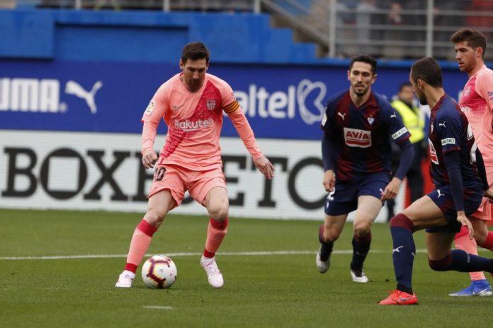 Messi Raih Gelar El Pichichi Tuk Keenam Kalinya