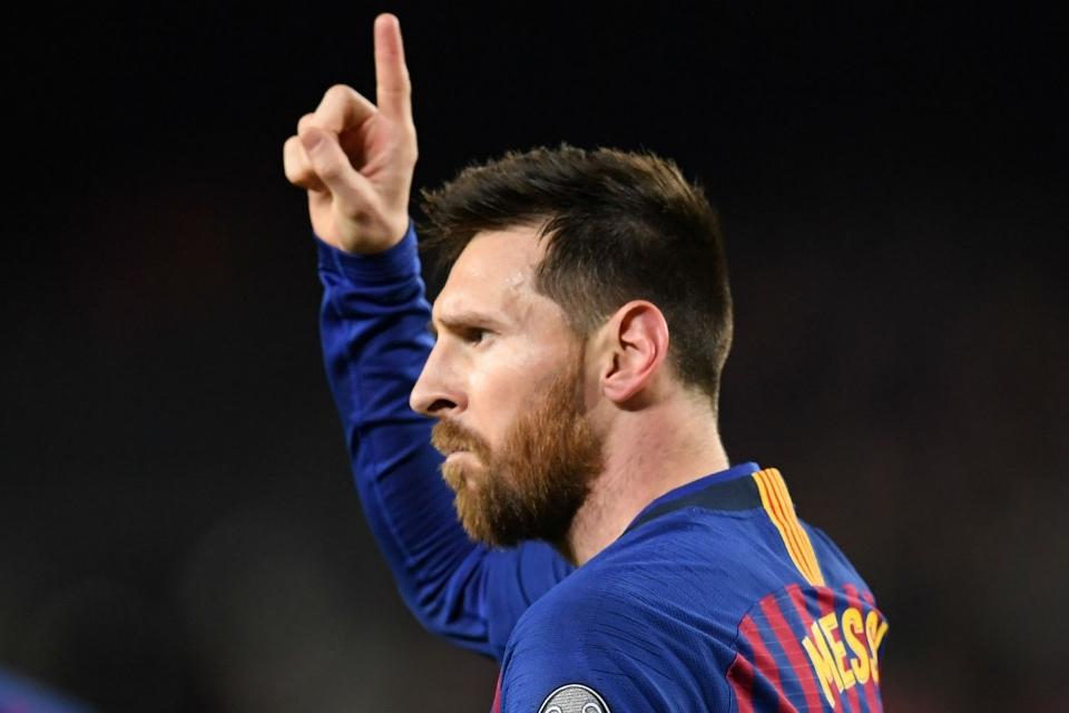 Gol Messi Gagal Menangkan Barca