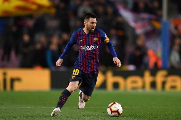 Barcelona Tanpa Messi di Laga Pembuka La Liga