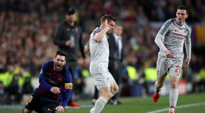 Milner; Messi Yang Kesal Sampai Sebut Saya Keledai