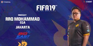 RRQ Eggsy Siap Tunjukan diri Di Big League FIFA 19 FUT