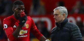 Mourinho Menentang Keras Terkait Dirinya Diusir Hanya Karena Pogba