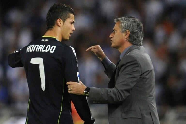 Cerita Jose Mourinho Yang Tidak Percaya Ronaldo Pemain Terbaik Di Dunia
