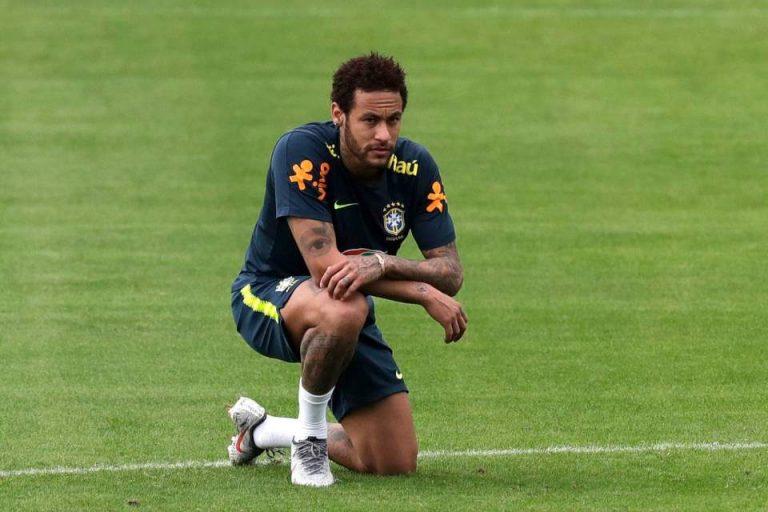Cidera Lagi, Neymar Terancam Absen di Copa America 2019