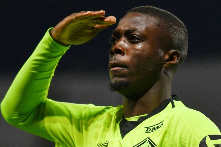 Liverpool dan Arsenal Setuju Gelontorkan 1,2 Triliun Untuk Pepe